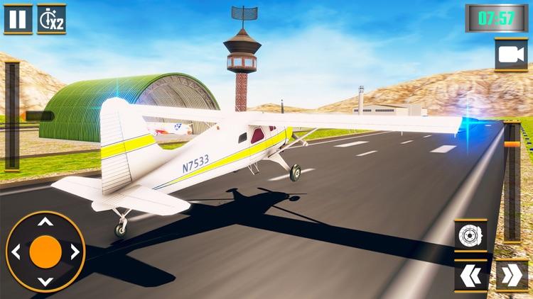 Flight Pilot Plane Simulator screenshot-4