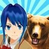 どうぶつスクールシミュレーター 少女と動物で学園ライフ - iPadアプリ