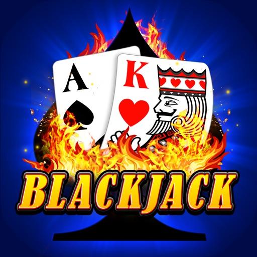 Blazing Bets Blackjack 21 Game