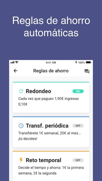 Arbor - App para Ahorrar Fácil screenshot-4