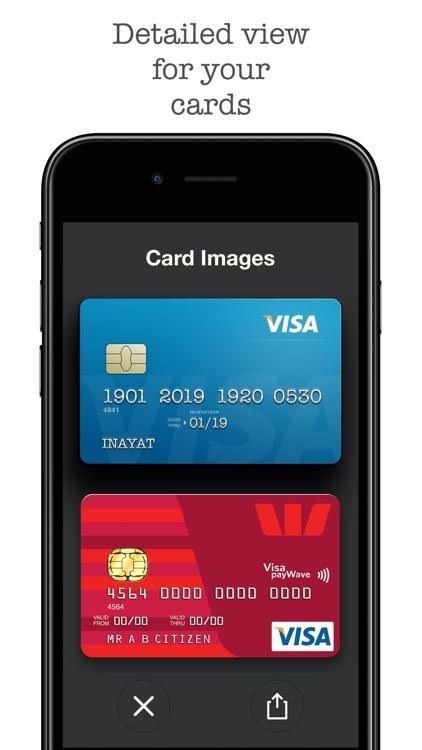 Wallet Pro - Credit Wallet screenshot-4