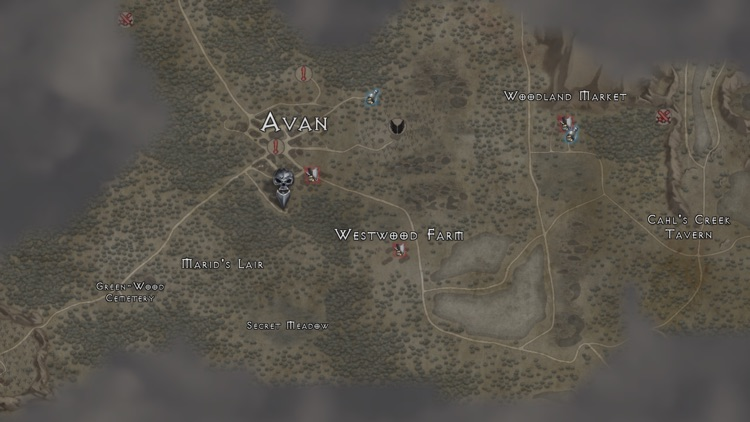 Vampire's Fall: Origins RPG screenshot-6