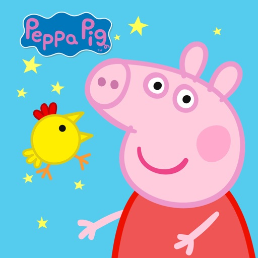 Peppa Pig™: Happy Mrs Chicken icon