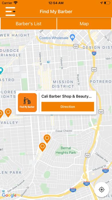 Find My Barber screenshot #4