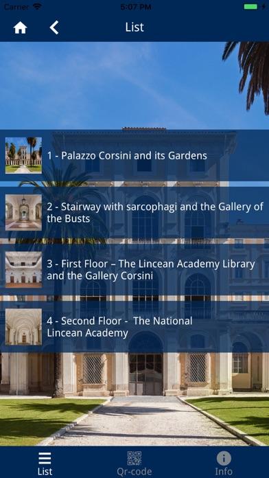 Palazzo Corsini screenshot 3
