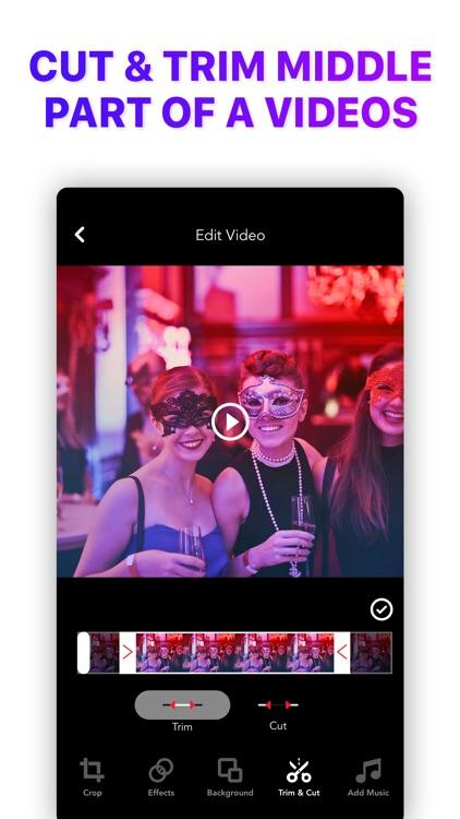 Crop Video: for Instagram Size screenshot-5