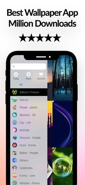 Wallpaper List On The App Store
