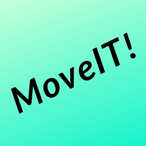 MoveIT by VanDeKamp Technique