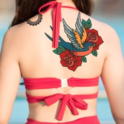 Tattoo My Photo Editor & Maker