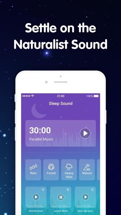 Sleep + Snoring Monitoring App screenshot-6