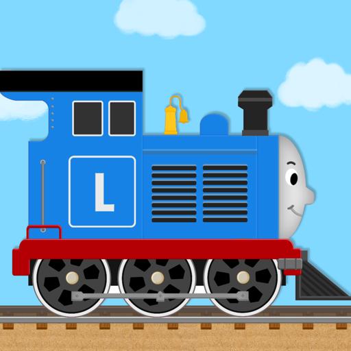 Labo Brick Train:Поезд игры