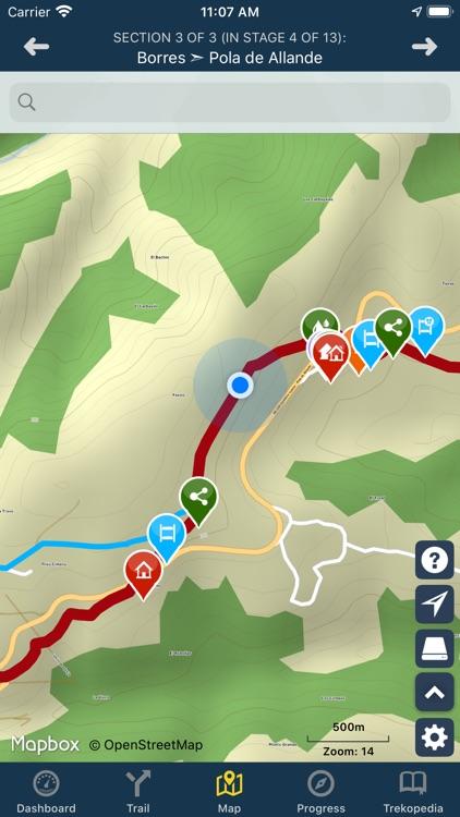 TrekRight: Camino Primitivo screenshot-8