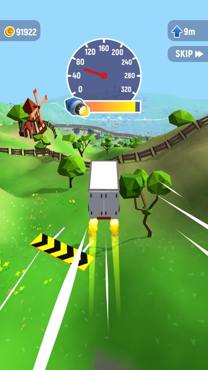 Crash Delivery: car jumping screenshot-6