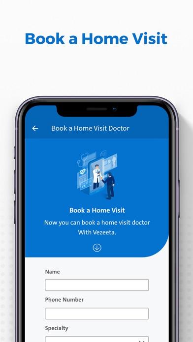 Vezeeta - Doctors & PharmacyScreenshot of 5