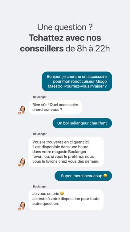 Boulanger screenshot-8