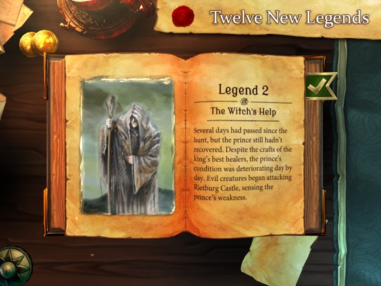 Legends of Andor screenshot 7