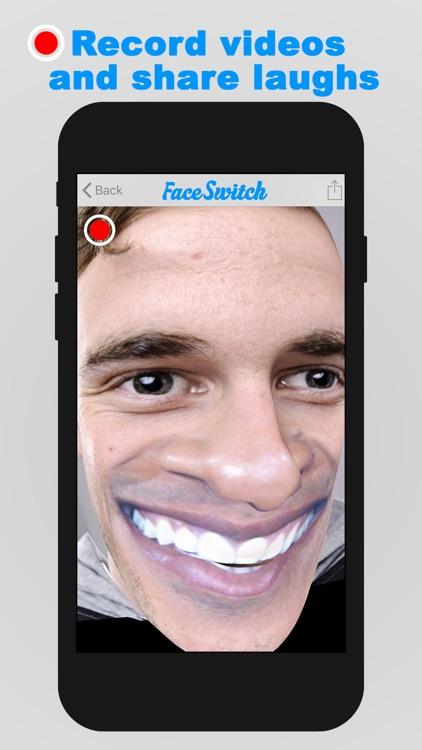 Face Switch Lite - Swap & Mix screenshot-4
