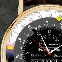 Ícone do app Emerald Chronometer