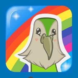 Nonoi The Kakapo, Color games