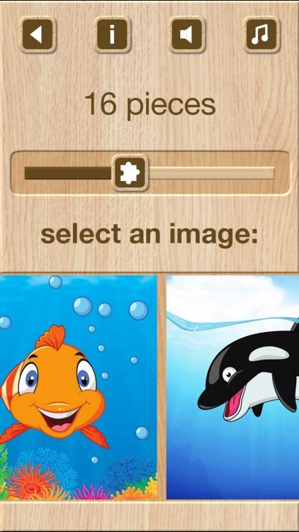 Animal Jigsaw Puzzle Games screenshot-5
