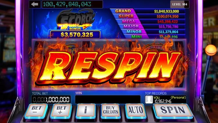 Classic Casino Slots Games screenshot-5