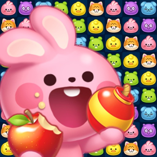 Candy Friends Forest
