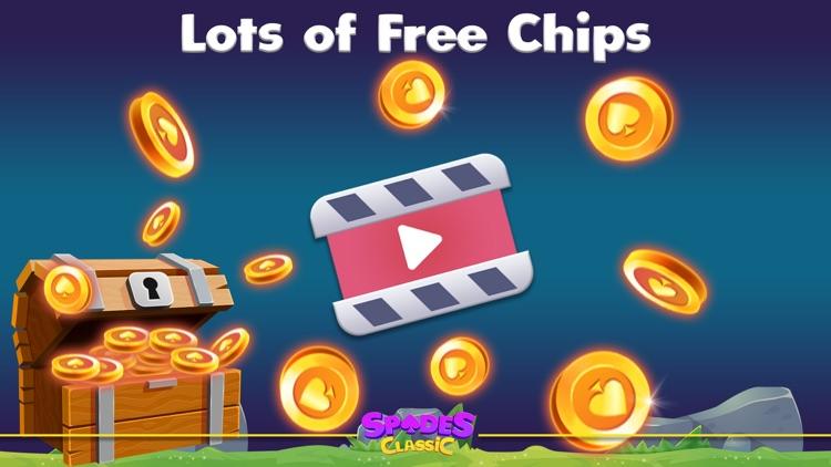 Spades Classic Online screenshot-5
