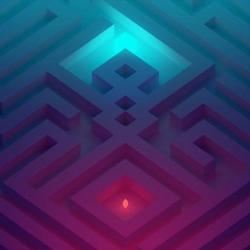 Светящийся Кубик