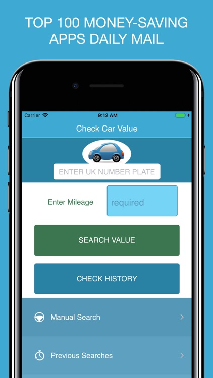 Check Car Value And Valuations By Bluestratus