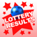 Lottery Results - Ticket alert