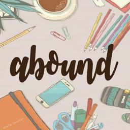 Abound - Bible Journaling