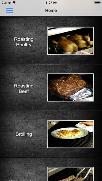 CIA Cooking Methods Volume 1