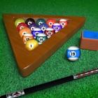 台球台球桌无限的8球比赛:击打黑球 - 免费版 icon