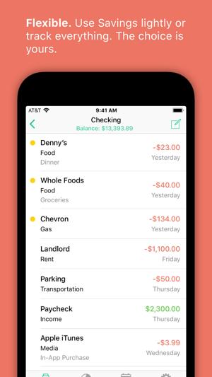 Savings 2 Screenshot