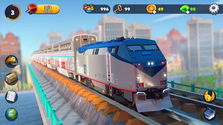 Train Station 2: Trains Tycoon screenshot-0
