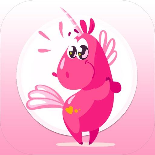 The Funny Unicorn Emoji
