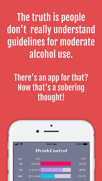 DrinkControl – Alcohol Tracker screenshot-9