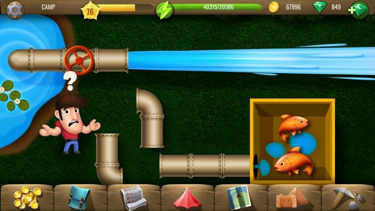 Diggy's Adventure: Maze Escape screenshot-0