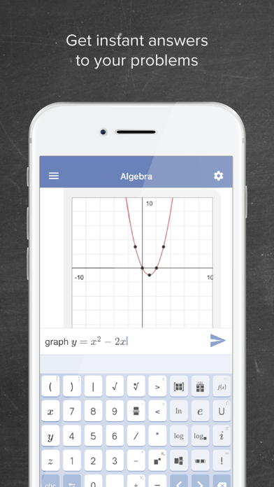 download Mathway apps 3