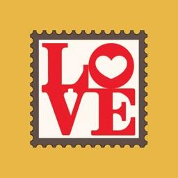 Love Cards - stickers & emoji