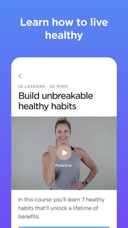 Zova: #1 Watch Workout App screenshot-6
