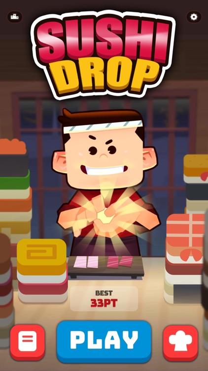Sushi Drop : Merge Puzzle screenshot-8