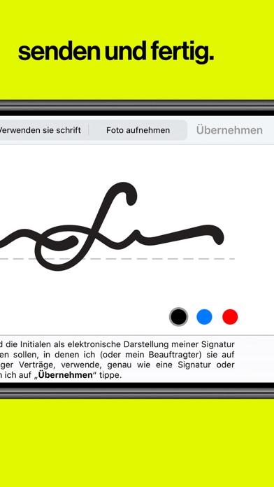 DocuSign: Unterlagen signierenScreenshot von 2