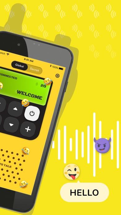 تطبيق «ووكي تاكي» للأصدقاءلقطة شاشة4