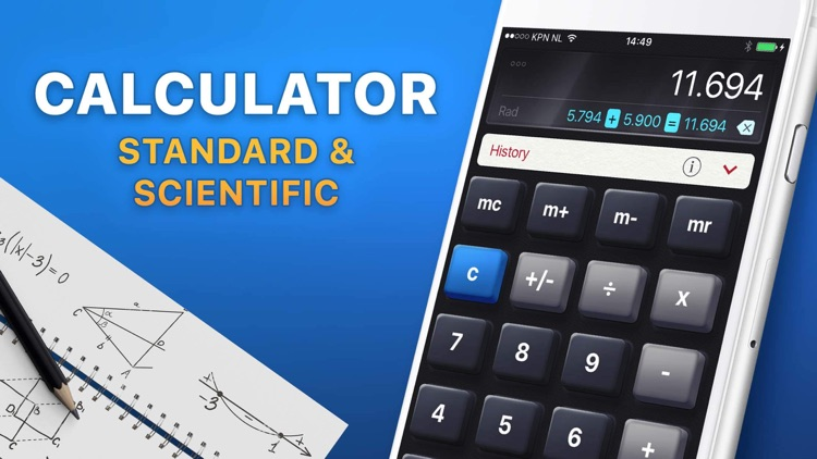 Calculator' screenshot-0