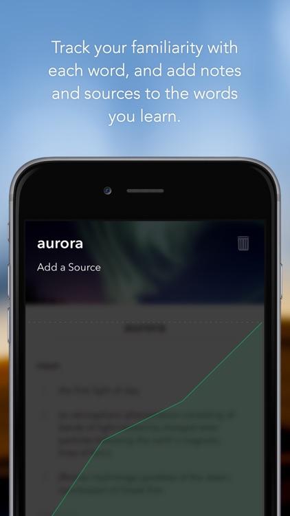 Word Vault: Vocabulary Builder screenshot-4
