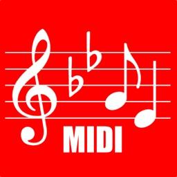 MIDI Partition
