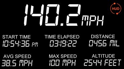 Speedometer GPS+ (Car speedometer, Bike cyclometer) Screenshot 8