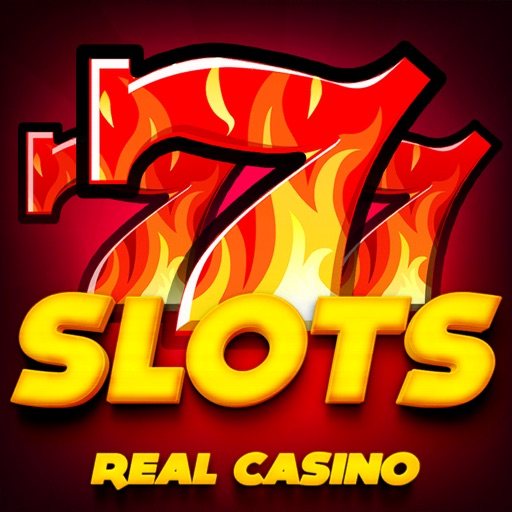 Real Casino Slots iOS App