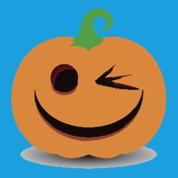 Pumpkin : Halloween stickers